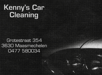 kenny's carcleaning