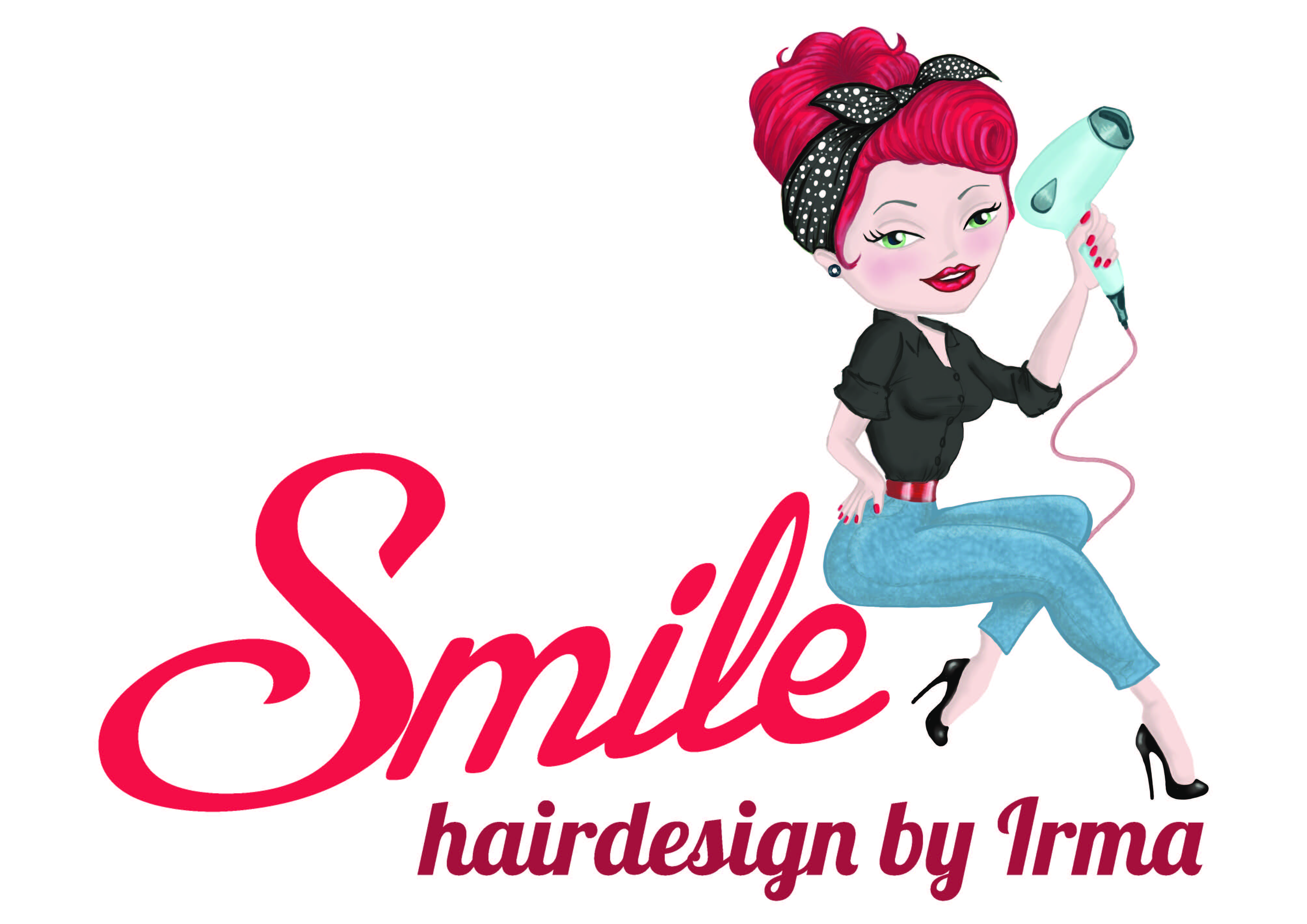 Kapsalon Smile hairdesign Irma